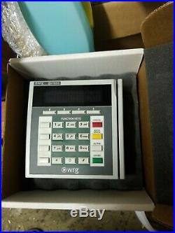 WRG Genesis ATM keypad display credit card reader verifone NCR